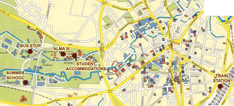 ku leuven campus map Rooms In Students Residency Faculty Of Science ku leuven campus map