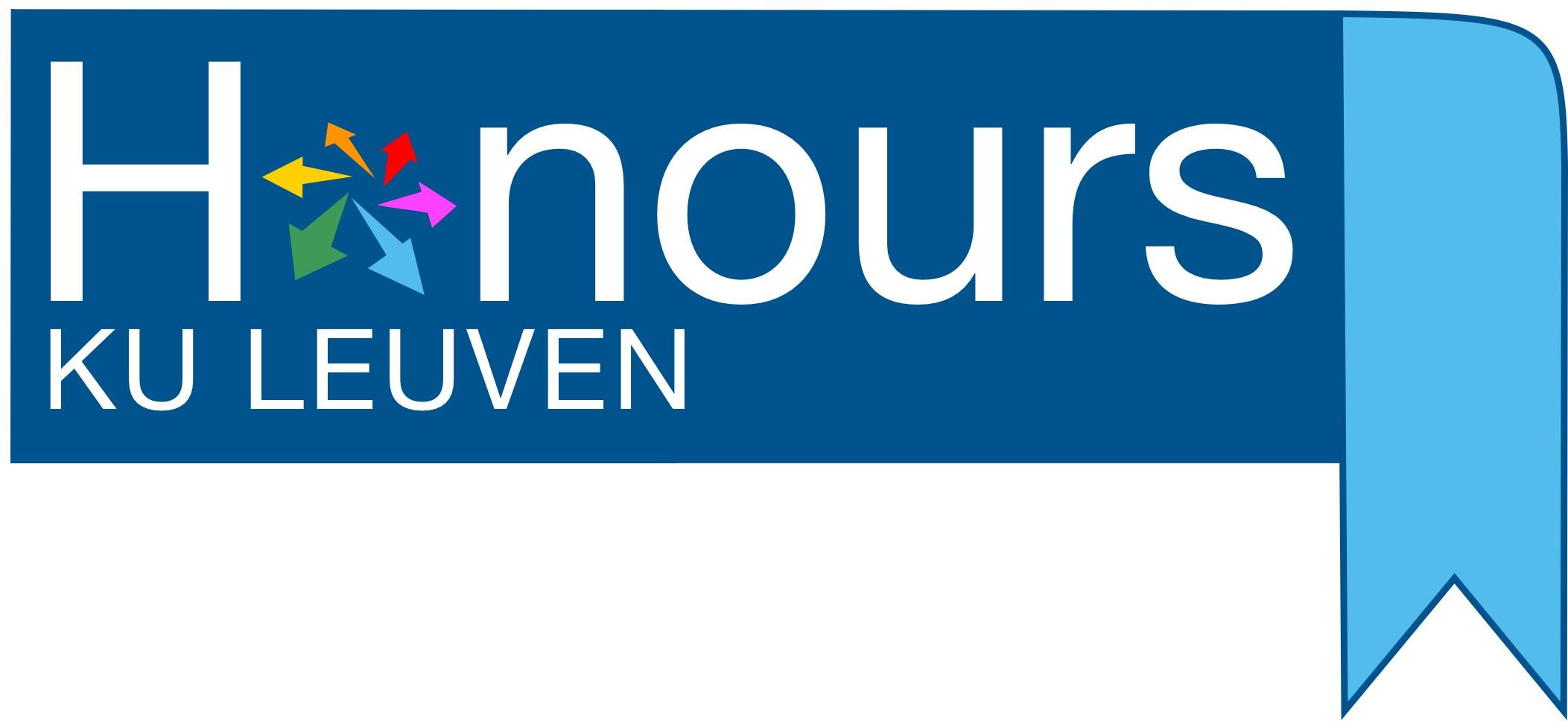 Honoursprogramma – Faculteit Wetenschappen KU Leuven